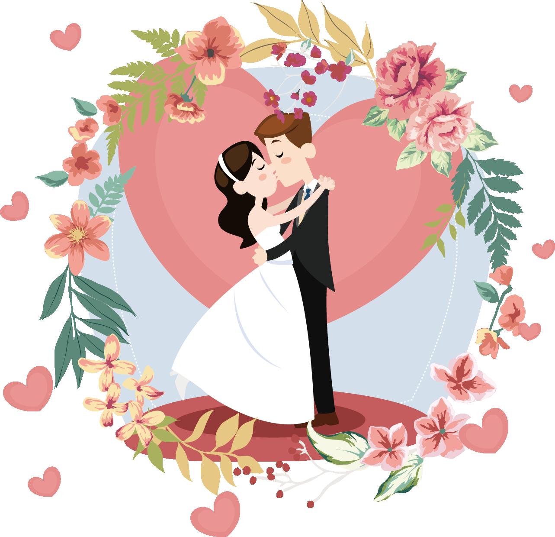 Рисунки на свадьбе
